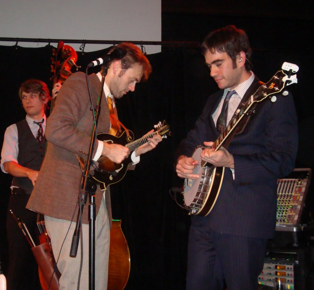 Punch Brothers at the Old Rock House, St. Louis, 12-9-2010
