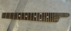 F5 Fretboard with Frets - not complete
