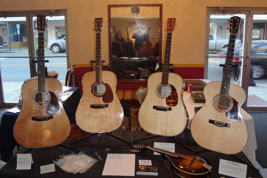 Infinity Guitars and mandolin