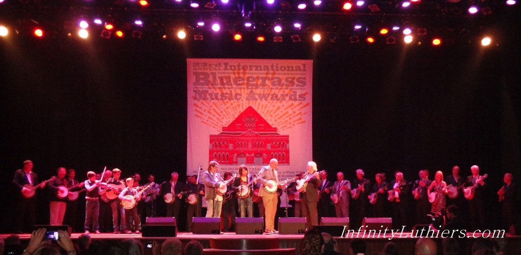 2012 IBMA Awards - Earl Scruggs Tribute